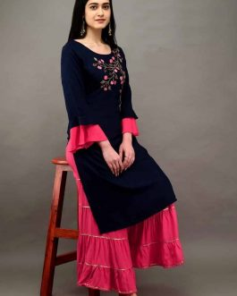 Velly Embroidered Bl...