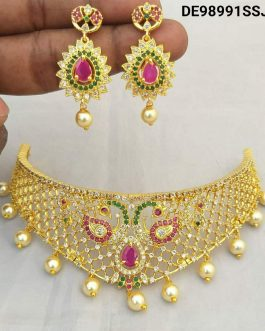 Gold Plated with AD ...