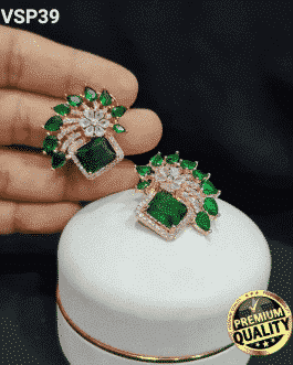 Crystal Rose Green S...